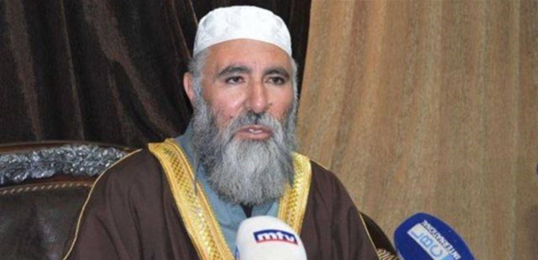 حكم بالمؤبد على أبو طاقية لتحريضه على قتل عسكريين في عرسال