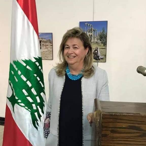 وفد Beyrouth Rises again يلتقي مستشار رئيس الحكومة