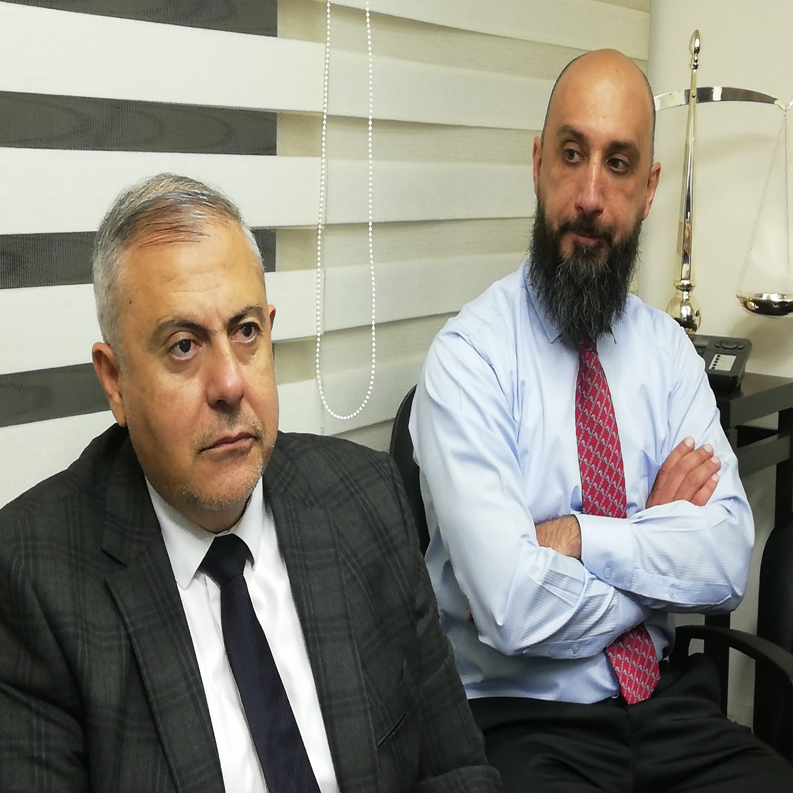 زار محافظ بيروت: مكتب المحامي عمر اسكندراني