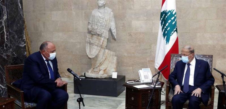 مساعي مصر لحل أزمة الحكومة في لبنان تعوزها أدوات التأثير