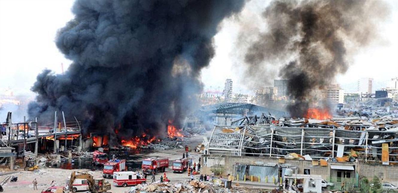 ألمانيا تعتزم طرح خطة مشروطة لإعادة بناء مرفأ بيروت