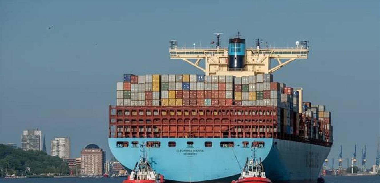 عجز الميزان التجاري لمصر ينخفض 18%