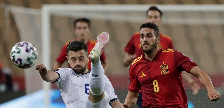إسبانيا تتخطّى كوسوفو في تصفيات أوروبا المؤهلة لكأس العالم