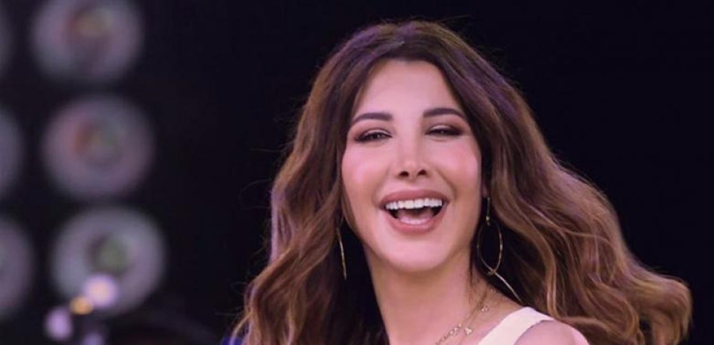 نانسي عجرم تحتفل بالفصح مع بناتها.. شاهدوا ماذا فعلت ليا (فيديو)