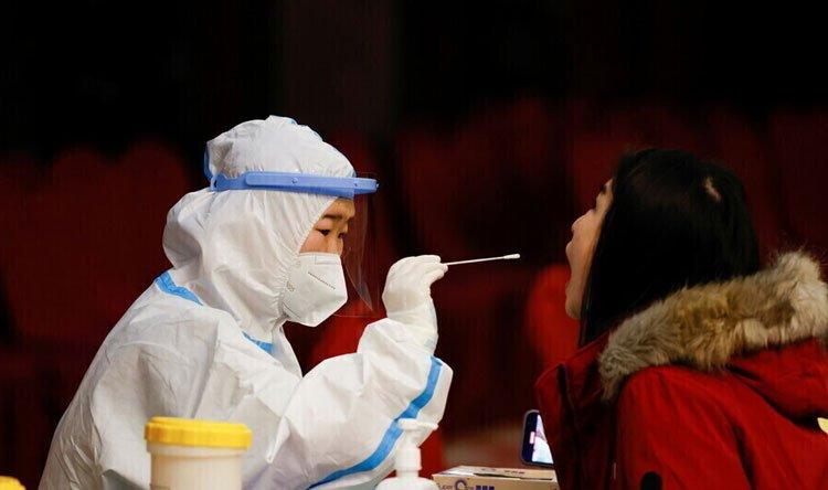 """الصين تسجل 15 إصابة جديدة بـ""""كورونا"""""""
