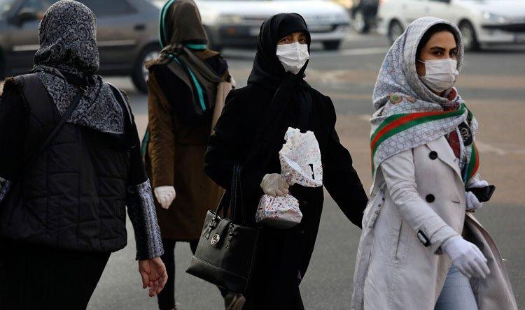 """إصابات """"كورونا"""" تتجاوز مليوني حالة في إيران"""
