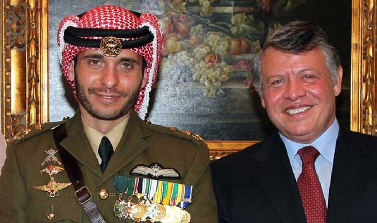 الملك الأردني يكلف عمه الأمير الحسن بمهمة