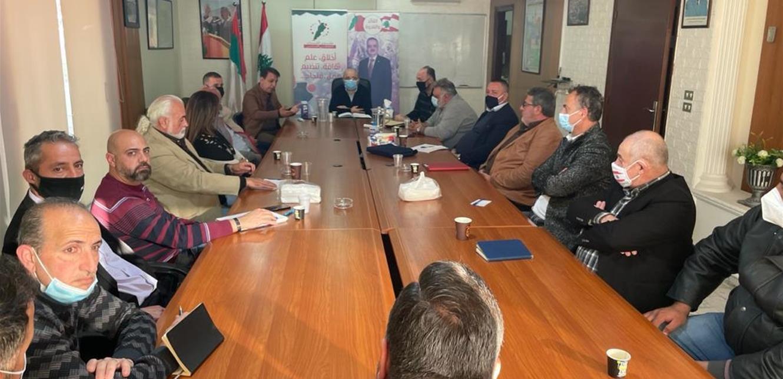 'الديمقراطي اللبناني': لإجراء الانتخابات في موعدها ومحاسبة الجميع
