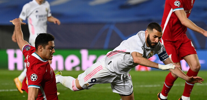 ريال مدريد يخسر 15 مليون يورو في 4 أيام بسبب ليفربول