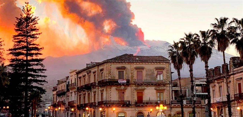 هل يهدد بركان 'اتنا' الإيطالي سكان لبنان والشرق الأوسط؟