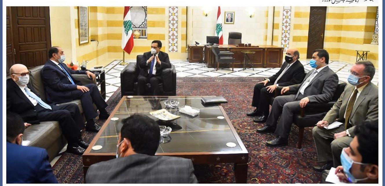 زكي من السرايا: اتمنى أن نصل إلى المنهج الأفضل لكيفية دعم لبنان