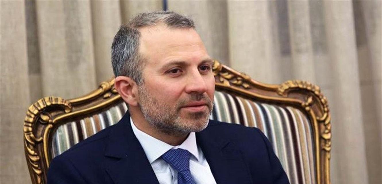 باسيل: أيها القائم من بين الاموات بك تنتصر الإنسانية على كل شرٍ وينهض لبنان
