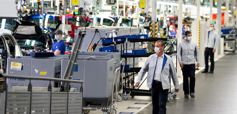 كورونا تهز الاقتصاد الالماني
