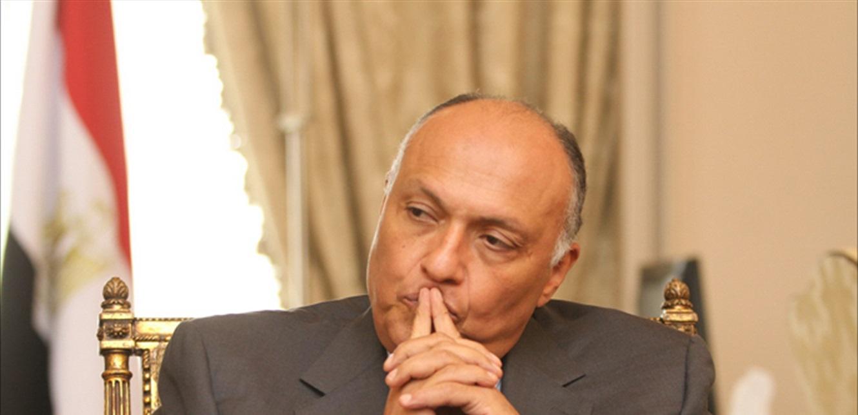 لقاءات وزير خارجية مصر ستستثني هذه الشخصية