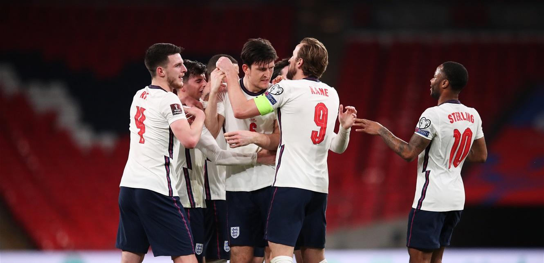 المنتخب الإنكليزي ينجو من الكمين البولندي في تصفيات كأس العالم