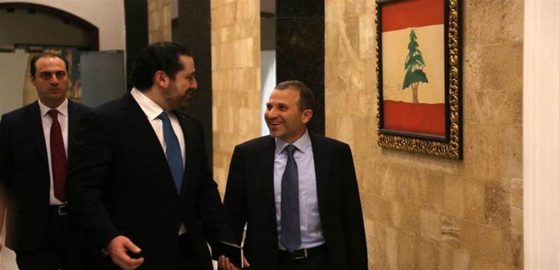 صراع خيارات ووجود سياسي بين الحريري وباسيل