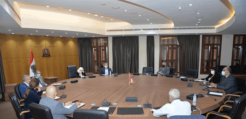 """لجنة التربية اطلعت على خطة إنهاء العام الدراسي والاستعدادات للعام المقبل في """"اللبنانية"""""""