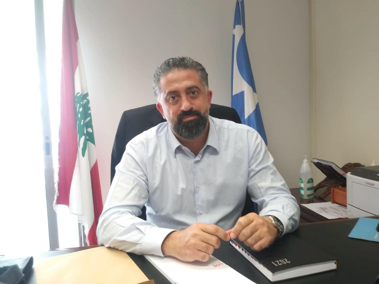 الكوش : هناك قلق من بروز مشاريع طائفية تهدد بتقسيم لبنان