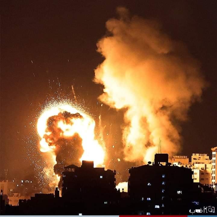 غزة.. إرادة القتال في وجه العدوان